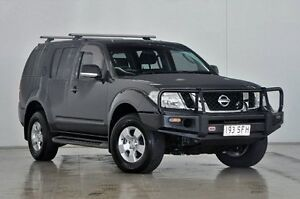 2011 Nissan Pathfinder R51 MY10 ST Grey 5 Speed Sports Automatic Wagon Tweed Heads South Tweed Heads Area Preview