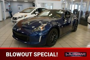 2019 Nissan 370Z Coupe RARE HERITAGE EDITION ,  6-SPEED MANUAL T