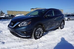2018 Nissan Murano AWD SV BLUETOOTH, HEATED FRONT SEATS, BACK UP