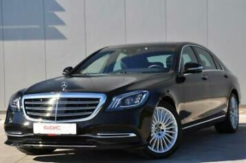 Mercedes-Benz S 400 d 4-Matic