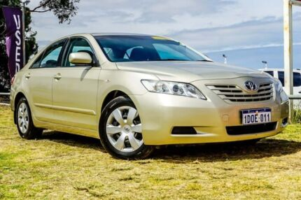 2007 Toyota Camry ACV40R Altise Gold 5 Speed Automatic Sedan Wangara Wanneroo Area Preview