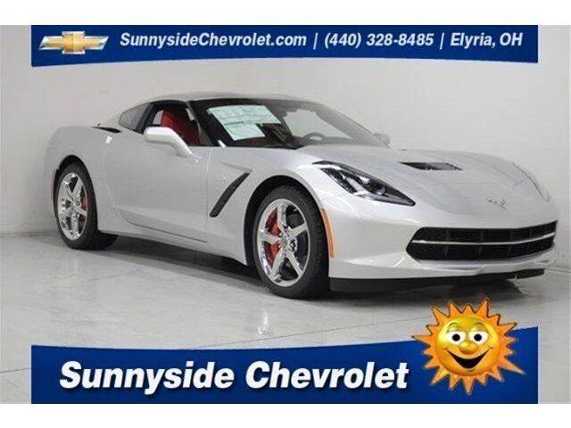 Chevrolet : Corvette 2LT New Chevy Corvette Stingray Automatic 2LT Navigation