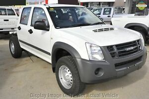 2012 Isuzu D-MAX MY11 SX Silver 5 Speed Manual Cab Chassis Moorooka Brisbane South West Preview