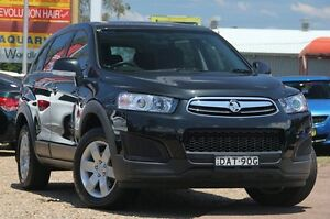 2015 Holden Captiva CG MY15 7 LS Black 6 Speed Sports Automatic Wagon Tuggerah Wyong Area Preview