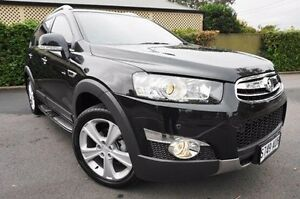2012 Holden Captiva CG Series II 7 AWD LX Black 6 Speed Sports Automatic Wagon Glenelg East Holdfast Bay Preview