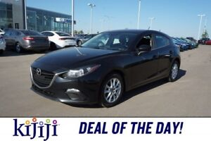 2014 Mazda Mazda3 GS CONVENIENCE Heated Seats,  Back-up Cam,  Bl