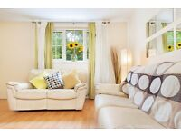 Beautiful 2 bedroom 1st floor property with ensuite in Dalry available NOW – NO FEES!