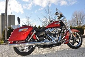 "2012 Stock ""Dyna Switchback"" Harley (Located near Chatham, ON)"