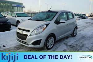2015 Chevrolet Spark 1LT AUTO Accident Free,  Bluetooth,