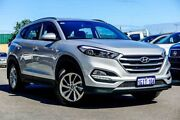 2016 Hyundai Tucson TLE Active (FWD) Silver 6 Speed Automatic Wagon Osborne Park Stirling Area Preview
