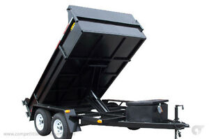 2016  UTILITY  DUMP 6 X 10 SCISSOR  OR 3 STAGE MOUNT