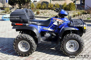 Used 2005 Polaris 500HO