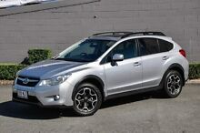 2013 Subaru XV G4-X MY13 2.0i-L Lineartronic AWD Silver 6 Speed Constant Variable Wagon Main Beach Gold Coast City Preview
