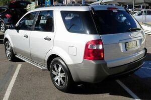 2007 Ford Territory SY SR AWD Silver 6 Speed Sports Automatic Wagon Gosford Gosford Area Preview