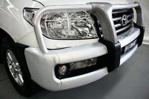 2008 Toyota Landcruiser UZJ200R Sahara White 5 Speed Sports Automatic Wagon Maryville Newcastle Area Preview