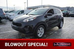 2019 Kia Sportage LX ALL WHEEL DRIVE Accident Free,  Heated Seat