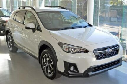 2017 Subaru XV G5X MY18 2.0i-L Lineartronic AWD White 7 Speed Constant Variable Wagon Sutherland Sutherland Area Preview