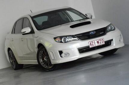 2013 Subaru Impreza G3 MY13 WRX AWD White 5 Speed Manual Sedan Albion Brisbane North East Preview