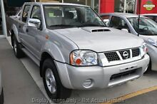 2010 Nissan Navara D22 MY2010 ST-R Silver 5 Speed Manual Utility Mindarie Wanneroo Area Preview