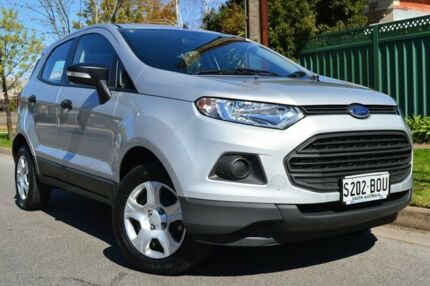 2017 Ford Ecosport BK Ambiente PwrShift Silver 6 Speed Sports Automatic Dual Clutch Wagon Thorngate Prospect Area Preview