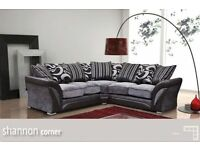 !!!!BEST BARGAIN EVER UP TO 75% OFF ,SPRING SALE NOW ON SHANNON SOFA SET AND CORNER IN 2 COLOR