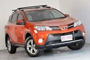 2014 Toyota RAV4 ALA49R MY14 GXL AWD Orange 6 Speed Sports Automatic Wagon Kedron Brisbane North East Preview