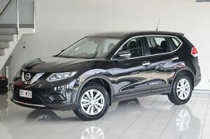 2016 Nissan X-Trail T32 ST X-tronic 4WD Black 7 Speed Constant Variable Wagon Southport Gold Coast City Preview