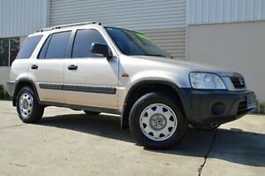 2000 Honda CR-V 4WD Gold 4 Speed Automatic Wagon Ashmore Gold Coast City Preview