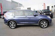 2014 Honda CR-V RM MY15 VTi-L 4WD Blue 5 Speed Sports Automatic Wagon Osborne Park Stirling Area Preview