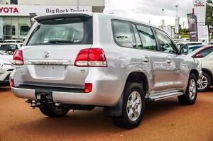 2011 Toyota Landcruiser VDJ200R MY10 Altitude Silver 6 Speed Sports Automatic Wagon Westminster Stirling Area Preview