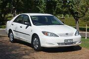2004 Toyota Camry ACV36R Altise Diamond White 4 Speed Automatic Sedan Blair Athol Port Adelaide Area Preview
