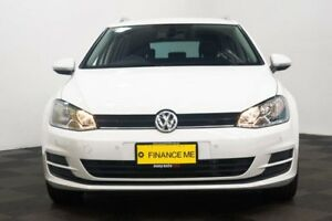 2014 Volkswagen Golf VII MY15 90TSI DSG Comfortline White 7 Speed Sports Automatic Dual Clutch Wagon
