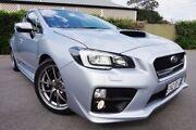 2014 Subaru WRX V1 MY15 STI AWD Premium Silver 6 Speed Manual Sedan Glenelg East Holdfast Bay Preview