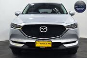 2017 Mazda CX-5 KF2W7A Maxx SKYACTIV-Drive FWD Silver 6 Speed Sports Automatic Wagon Edgewater Joondalup Area Preview
