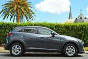 2015 Mazda CX-3 DK2W7A Maxx SKYACTIV-Drive Grey 6 Speed Sports Automatic Wagon Medindie Walkerville Area Preview