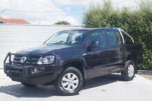 2014 Volkswagen Amarok 2H MY15 TDI420 Black 8 Speed Automatic Utility South Launceston Launceston Area Preview