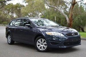 2013 Ford Mondeo MC LX PwrShift TDCi Grey 6 Speed Sports Automatic Dual Clutch Wagon Thorngate Prospect Area Preview