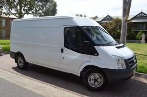 2006 Ford Transit VM Mid Roof LWB White 6 Speed Manual Van Stepney Norwood Area Preview