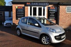 CITROEN C1 1.4 RHYTHM HDI 5d 54 BHP 2 OWNERS FROM NEW (grey) 2008