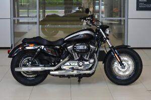 2018 Harley Davidson 1200 Custom Xl1200c Road Bike 1200cc