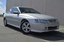 2003 Holden Commodore VY Lumina Silver 4 Speed Automatic Sedan Shepparton 3630 Shepparton City Preview