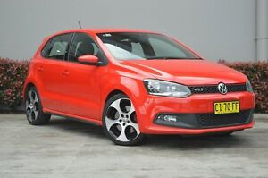 2013 Volkswagen Polo 6R MY14 GTi 7 Speed Automatic Hatchback South Maitland Maitland Area Preview