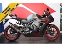 2017 SUZUKI GSX-R 1000, METALLIC MATT BLACK, BRAND NEW!