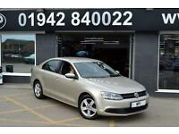 2013 63 VOLKSWAGEN JETTA 1.6 SE TDI BLUEMOTION TECHNOLOGY 4D DIESEL SALOON