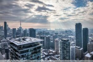 Stunning 1 Bed Penthouse NEW Casa @ Yonge/Bloor Clear Views