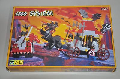 New Lego Castle Fright Knights 6047 Traitor Transport Sealed