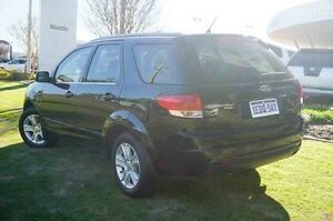 2013 Ford Territory SZ TX Seq Sport Shift Black 6 Speed Sports Automatic Wagon Wangara Wanneroo Area Preview