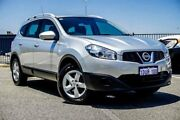 2012 Nissan Dualis J10 Series II ST (4x2) Silver 6 Speed CVT Auto Sequential Wagon Wangara Wanneroo Area Preview