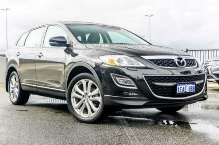 2012 Mazda CX-9 10 Upgrade Grand Touring Black 6 Speed Auto Activematic Wagon Wangara Wanneroo Area Preview