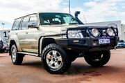 2007 Nissan Patrol GU III MY05 ST Gold 5 Speed Manual Wagon Balcatta Stirling Area Preview